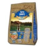 Farm nature salmon / rice (2,5 KG)