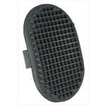 Trixie massage borstel rubber (9X13 CM)