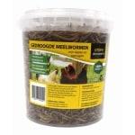 Gedroogde meelwormen (1,2 LTR)