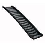 Trixie inklapbare loopplank zwart/grijs (39 × 160 CM)