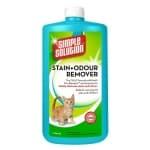 Simple solution stain & odour vlekverwijderaar kat navulling (1 LTR)