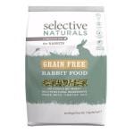 Supreme science selective naturals rabbit graanvrij (1,5 KG)