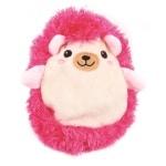 Happy pet hogster egel roze (14X14X7 CM)