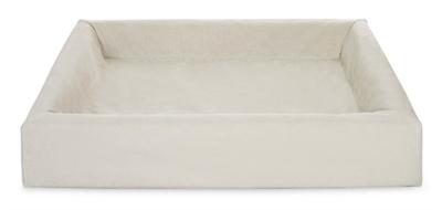 Bia bed cotton overtrek hondenmand zand (BIA-70 85X70X15 CM)