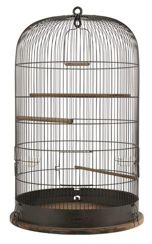 Zolux vogelkooi retro marthe (48X48X74 CM)