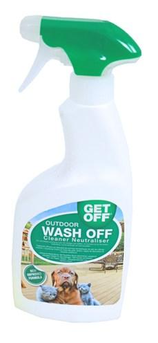 Vapet get off spray outdoor