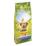 Bonzo droog menubrokken kip / groenten (15 KG)