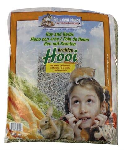 Pets own choice hooi wortel