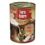 Farm nature duck / apricot / truffle (400 GR)
