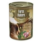 Farm nature goose / broccoli / carrots (400 GR)