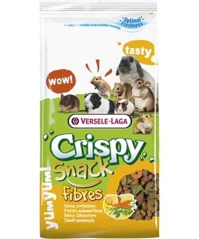 Versele-laga nature crispy snack fibres (650 GR)