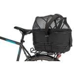 Trixie fietsmand bagage drager smal zwart (48X29X42 CM)