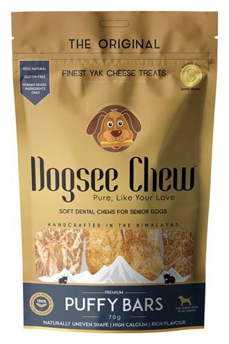 Dogsee chew puffy bars