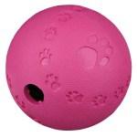 Trixie snackbal rubber assorti (9 CM)