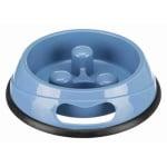 Trixie voerbak slow feed kunststof anti-slip assorti (27 CM 1,5 LTR)