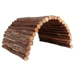 Trixie brug van hout (65X40 CM)