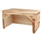 Trixie knaagdierhuis hout (50X31X26 CM)