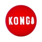 Kong signature balls (LARGE 8,5 CM 2 ST)
