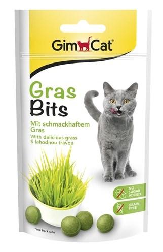 Gimcat gras bits (40 GR)