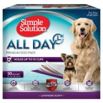 Simple solution all day premium dog pads (50 ST)