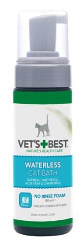 Vets best waterless cat bath (150 ML)