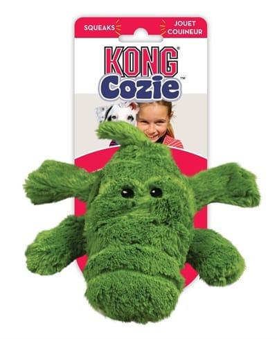 Kong cozie ali alligator (33,5X31X12 CM)