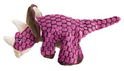 Kong dynos triceratops roze (37X18X37 CM)