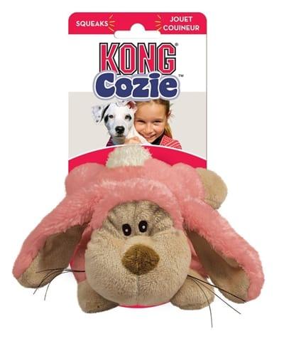 Kong cozie pastels assorti (21,5X23X11 CM)