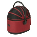 Airbuggy reismand hondenbuggy cot s plus rood (44X30X53 CM)