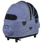 Airbuggy reismand hondenbuggy dome2 sm cot earth blauw (53X31X52 CM)