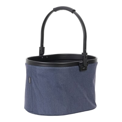 Airbuggy multi basket hondenbuggy texture denim (48X30X30 CM)
