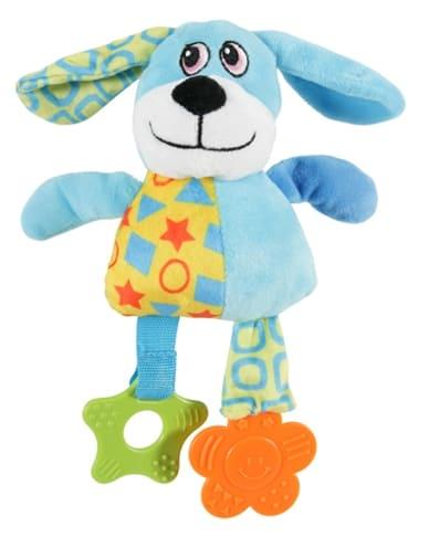 Zolux puppy plush hond blauw (22,5X7,5X20 CM)