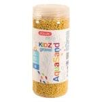 Zolux aquasand kidz gravel grind geel (500 ML)