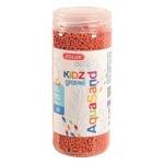 Zolux aquasand kidz gravel grind oranje (500 ML)