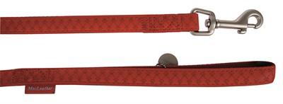 Macleather looplijn rood (15 MMX120 CM)