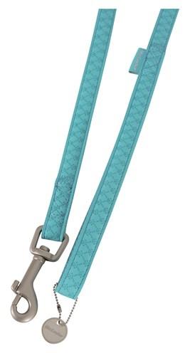Macleather looplijn blauw (15 MMX120 CM)