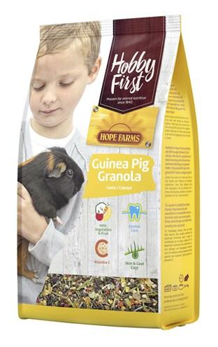 Hobbyfirst hopefarms guinea pig granola (800 GR)