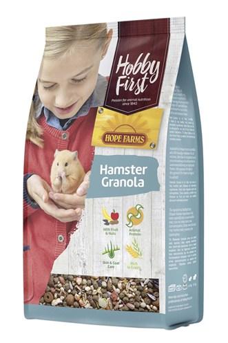 Hobbyfirst hopefarms hamster granola (800 GR)