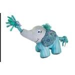 Kong knots carnival olifant (17X12,5X9 CM)
