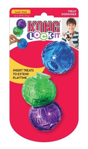 Kong lock-it (5,5X5,5X5,5 CM 3 ST)