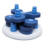 Trixie dog activity intelligentiespel flower tower (30X30X13 CM)