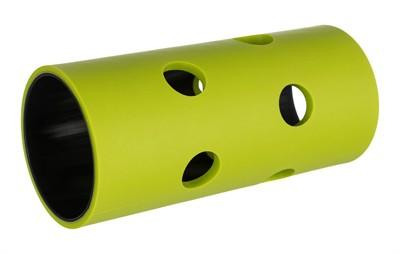 Trixie voer rol knaagdier tpr / kunststof groen (12X5,5X5,5 CM)