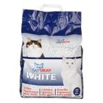 Catokay white kattenbakvulling (20 LTR)