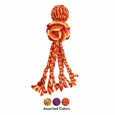 Kong wubba weaves touw assorti (44X10X10 CM)