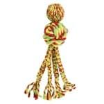 Kong wubba weaves touw assorti (38X8,5X8,5 CM)