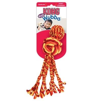 Kong wubba weaves touw assorti