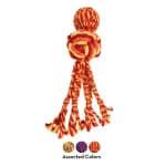 Kong wubba weaves touw assorti (26X5,5X5,5 CM)