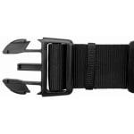 Trixie halsband hond premium zwart (25-40X1,5 CM)