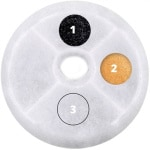 Catit triple action filter (2 ST)