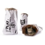 Martin sellier love cat's bag speelzak (50X80 CM)